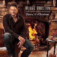 Blake Shelton – Cheers, it's Christmas.