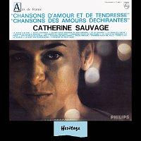 Přední strana obalu CD Heritage - Chansons D'Amour Et De Tendresse - Chansons Des Amours Déchirantes- Philips (1964)