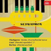 Různí interpreti – Vladigerov, Liszt, Berlioz: Vardar, Dva bulharské tance, Uherská rapsódie č. 2, Uherský pochod