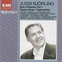 Jussi Bjorling – Jussi Bjorling - Opera Arias