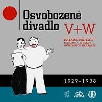 Přední strana obalu CD Osvobozené divadlo 1929-1938