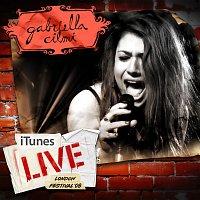 Přední strana obalu CD iTunes Live: London Festival '08 - EP