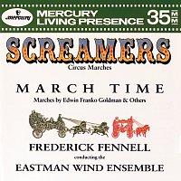 Eastman Wind Ensemble, Frederick Fennell – Screamers