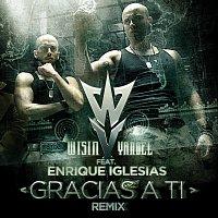 Přední strana obalu CD Gracias A Ti [Remix]