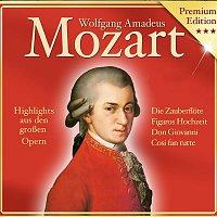 Kurt Woss, Slovak Philharmonic Orchestra, Hermann Prey – Mozart: Highlights aus den groszen Opern