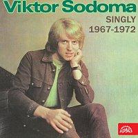 Přední strana obalu CD Singly (1967-1972)