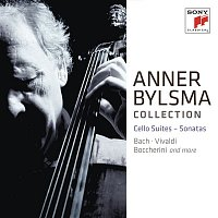 Anner Bylsma, Johann Sebastian Bach – Anner Bylsma plays Cello Suites and Sonatas