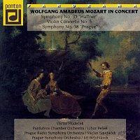 Václav Hudeček – Mozart: Symfonie č. 35, č. 38, Koncert č. 5 A dur