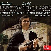 Václav Hudeček, Symfonický orchestr hl.m. Prahy (FOK), Jiří Bělohlávek – Beethoven, Dvořák, Fišer: Romance pro housle a orchestr