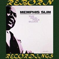 Přední strana obalu CD The Real Folk Blues (HD Remastered)
