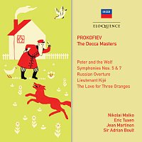 Sir Adrian Boult, Jean Martinon, Eric Tuxen, Nikolai Malko – Prokofiev – The Decca Masters