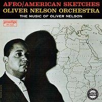 Přední strana obalu CD Afro/American Sketches