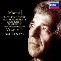 Vladimír Ashkenazy, Philharmonia Orchestra – Mozart: Piano Concertos Nos. 11 & 14