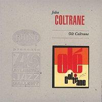 Přední strana obalu CD Ole Coltrane