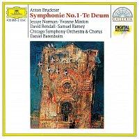 Chicago Symphony Orchestra, Daniel Barenboim – Bruckner: Symphony No.1; Te Deum