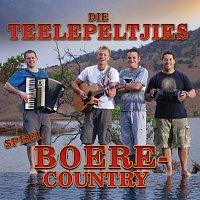 Přední strana obalu CD Speel Boere-Country