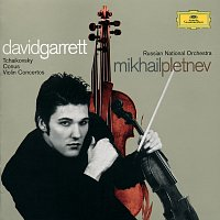 David Garrett, Russian National Orchestra, Mikhail Pletnev – Tchaikovsky / Conus: Violin Concertos