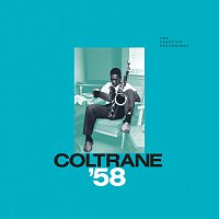 Přední strana obalu CD Coltrane '58: The Prestige Recordings