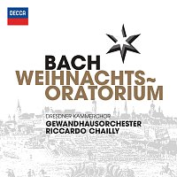 Přední strana obalu CD Bach, J.S.: Weihnachts Oratorium