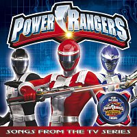Různí interpreti – The Best Of Power Rangers: Songs From The TV Series