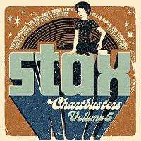 Přední strana obalu CD Stax-Volt Chartbusters Vol 5