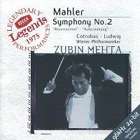 Ileana Cotrubas, Christa Ludwig, Wiener Staatsopernchor, Wiener Philharmoniker – Mahler: Symphony No.2