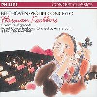 Herman Krebbers, Royal Concertgebouw Orchestra, Bernard Haitink – Beethoven: Violin Concerto/Egmont Overture
