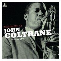 Přední strana obalu CD The Very Best Of John Coltrane