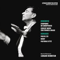 Leonard Bernstein, Paul Hindemith, New York Philharmonic Orchestra – Hindemith: Symphonic Metamorphoses & Concert Music, Op. 50 - Honegger: Pacific 231 & Rugby & Pastorale d'été