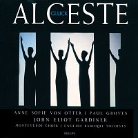 Anne Sofie von Otter, English Baroque Soloists, John Eliot Gardiner – Gluck: Alceste [2 CD set]