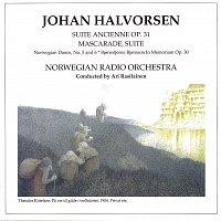 Norwegian Radio Orchestra, Ari Rasilainen, Harald Aadland – Halvorsen: Suite Ancienne Op. 31 / Mascarade, Suite / Norwegian Dance, No. 5 & 6 / Bjornstjerne Bjornson in memoriam, Op. 30