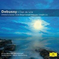Alexis Weissenberg, Zoltán Kocsis, Arturo Benedetti Michelangeli – Debussy: Clair De Lune (CC)