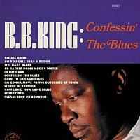 Přední strana obalu CD Confessin' The Blues