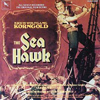 Přední strana obalu CD The Sea Hawk [Original Motion Picture Score]