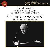 Arturo Toscanini, Felix Mendelssohn-Bartholdy, NBC Symphony Orchestra – Mendelssohn: Symphonies Nos. 4 & 5