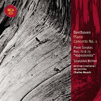 Sviatoslav Richter – Beethoven Piano Concerto No. 1; Piano Sonatas Nos. 22 & 23: Classic Library Series