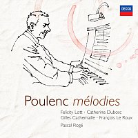Pascal Rogé – Poulenc: Songs