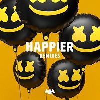 Marshmello, Bastille – Happier [Remixes]