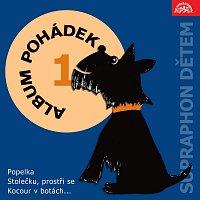 """Různí interpreti – Album pohádek """"Supraphon dětem"""" 1. (Popelka, Stolečku, prostři se, Kocour v botách....) MP3"""