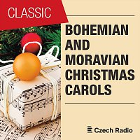 Přední strana obalu CD Bohemian and Moravian Christmas Carols