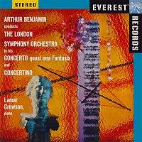 London Symphony Orchestra, Arthur Benjamin, Lamar Crowson – Benjamin: Concerto quasi una Fantasia & Concertino
