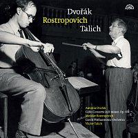 Mstislav Rostropovič, Česká filharmonie, Václav Talich – Dvořák: Koncert h moll pro violoncello a orchestr