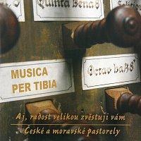Musica per tibia – Aj, radost velikou zvěstuji vám - České a moravské pastorely