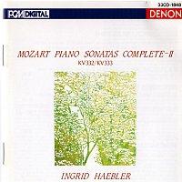 Ingrid Haebler, Wolfgang Amadeus Mozart – Mozart: Piano Sonatas Nos. 12 & 13