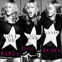Give Me All Your Luvin' [Party Rock Remix]