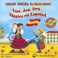 Detlev Jocker – Uno, dos, tres Música en Espanol
