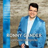 Ronny Gander – Irgendwann und Irgendwo
