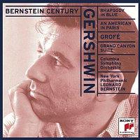 Leonard Bernstein, New York Philharmonic Orchestra, Ferde Grofe, John Corigliano, Sr. – Gershwin:  Rhapsody in Blue / An American in Paris