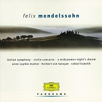 Přední strana obalu CD Mendelssohn: Violin Concerto; A Midsummer Night's Dream