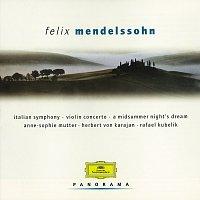 Různí interpreti – Mendelssohn: Violin Concerto; A Midsummer Night's Dream